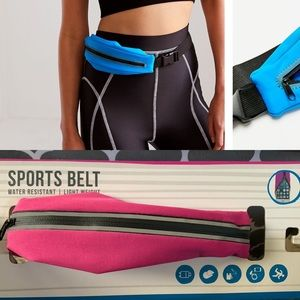 Accessories - NWT sport belt fanny pack running phone travel